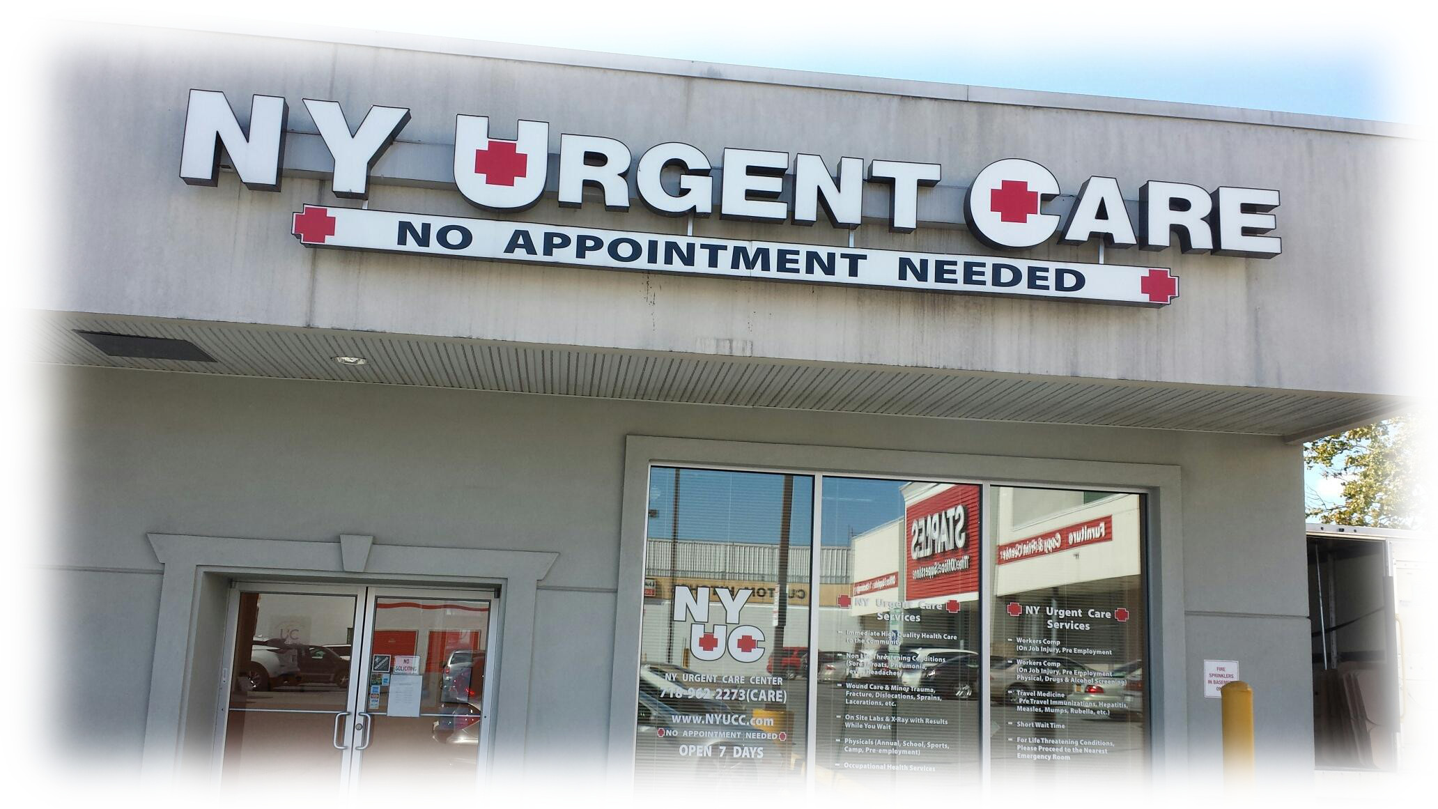 New York Urgent Care Bellerose Queens Location